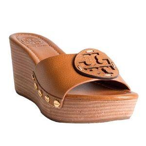 Tory Burch Patti Wedge Sandal 👡 size 10